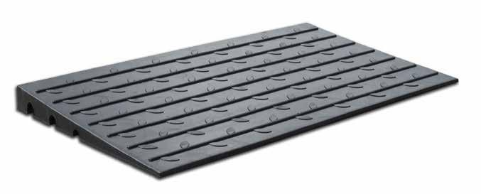 threshold ramps code height (mm) width (mm) depth (mm) weight (kg) price euro /piece 31002010 26 1080 220 5 55,00 31002020 38 1080 325 9 68,00 31002030 51 1080 420 14 90,00 31002040 65 1080 420 16