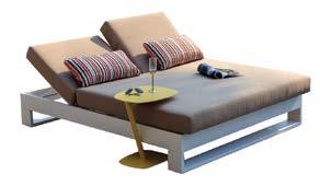 Daybed double 160