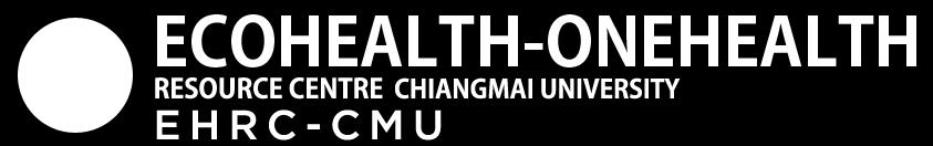 Our partners II ECO HEALTH ONE HEALTH Resource Centre Chiang Mai University University of Veterinary Medicine, Vienna, AUSTRIA Institute of Meat Hygiene, Meat Technology and Food Science