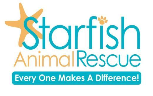 Foster Information Packet 07/06/2015 Thank you for your interest in fostering a homeless pet for Starfish Animal Rescue.
