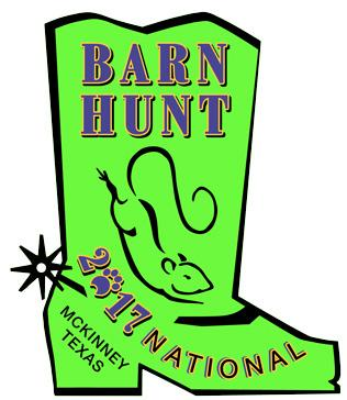 2017 Grand National Championship 2017 Games Championship 2017 Versatility Championship (updated 7/11/2017) Hosted by North Texas Barnhunters September 15-16-17, 2017 Myers Park and Event Center 7117