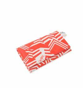 col olio clutch Water-resistant, PU coated cotton