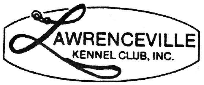 August 1, 2016 CHATTER Lawrenceville Kennel Club August Newsletter OFFICERS PRESIDENT: BOB LABERGE VICE PRESIDENT: VACANT TREASURER: SUSAN SAULVESTER SECRETARY: GAIL LABERGE BOARD: GEORGE COOPER