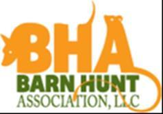Permission has been granted by the Barn Hunt Association, LLC for the holding of these barn hunt trials under BHA Rules and Regulations.