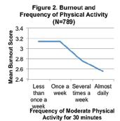 To determine the relationship between each of the coping strategies and burnout, zero-order correlations were computed.