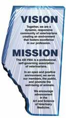 Alberta Veterinary Medical Association and related industry and professional organizations. Subscriptions are not available. MISSION The AB.