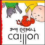 A TumbleBook Teacher s Guide Pronunciation: Caillou = kai-you Synopsis: Caillou has nobody to play with, so he recruits Gilbert his cat.