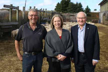 Canada Invests to Help Eradicate Scrapie in Sheep and Goat Herds The Government of Canada is committed to supporting the livestock sector in gaining and maintaining access to markets by leveraging