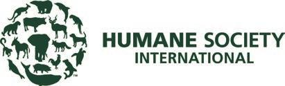 changeforanimals.org) Humane Society International and its partner organisations together constitute one of the world s largest animal protection organisations.