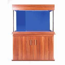 AA731 Betta Tropical Lifespace Closed Top 24 - Walnut (L)61 x (H)66 x (W)46cm RRP: 465.00 AA733 Betta Tropical Lifespace Closed Top 36 - Walnut (L)92 x (H)66 x (W)46cm RRP: 639.