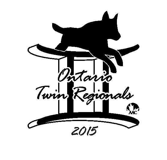The Agility Association of Canada, Absolute Agility and Simcoe Dog Sports Proudly Host: 2015 AAC Ontario Twin Regional Championships June 5 th June 7 th in Harrowsmith June 12 th June 14 th in