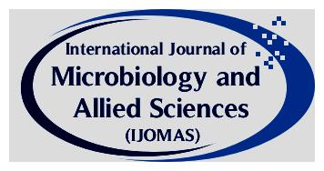 International Journal of Microbiology and Allied Sciences (IJOMAS) ISSN: 2382-5537 May 2016, 2(4):22-26 IJOMAS, 2016 Research Article Page: 22-26 Isolation of antibiotic producing Actinomycetes from