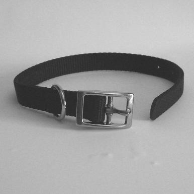Martingale collar Type of collar must not