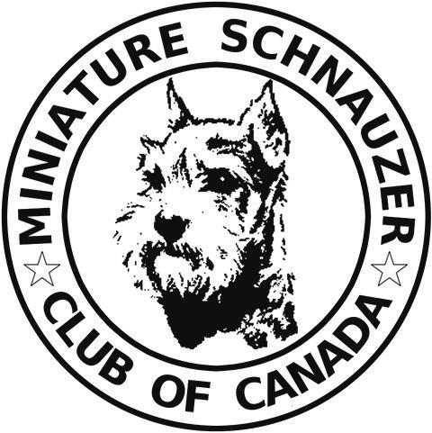MiniNews Summer 2015 Miniature Schnauzer Club Of Canada Newsletter Best Of Breed AmGCh.CanCh.