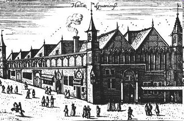 The Catholic University of Louvain in brief Created in 1425, it was one of the major University of the
