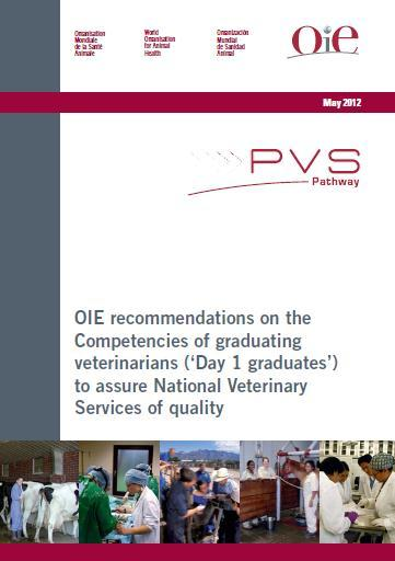 OIE Capacity building tools and activities Treatment phase Veterinary