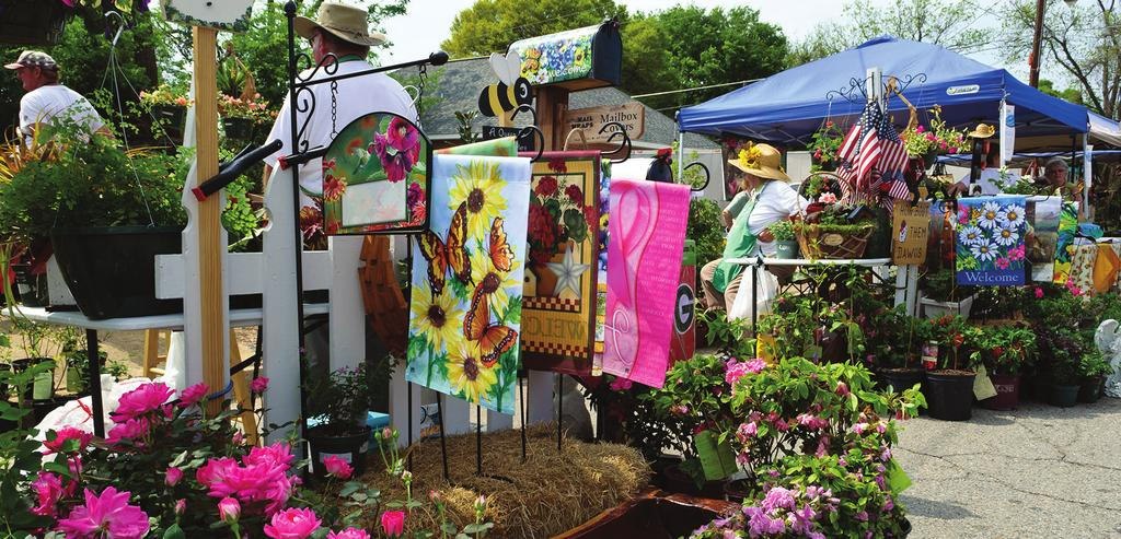 ARTS AND CRAFTS SHOW Presented by: Downtown Perry Carroll, Ball, and Main Streets Saturday, April