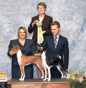 It s their goal to get the public s attention so that they can be the resource for Basenjis.