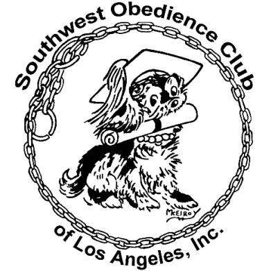 170th Street, Gardena, CA 90247 THESE TRIALS ARE ACCEPTING ENTRIES FOR MIXED BREED DOGS ENROLLED IN THE AKC CANINE PARTNERS PROGRAM All Judging to Be Held Outdoors Regardless of Weather Trial Hours: