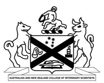 Australian and New Zealand College of Veterinary Scientists Fellowship Examination June 2016 Veterinary Anaesthesia and Critical Care Paper 1 Perusal time: Twenty (20) minutes Time allowed: Three (3)