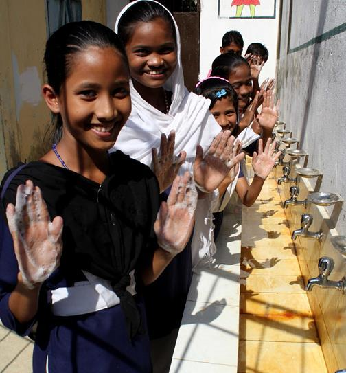 Make Handwashing a Habit Each year, the Global Handwashing Partnership chooses a theme to encourage celebrants and drive action.