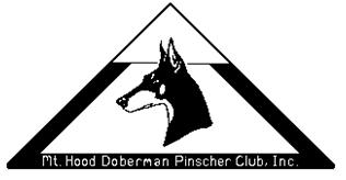 Specialty Show, Sweepstakes, Obedience Trial & Rally Trial (Unbenched) Presented by Mount Hood Doberman Pinscher Club, Inc.