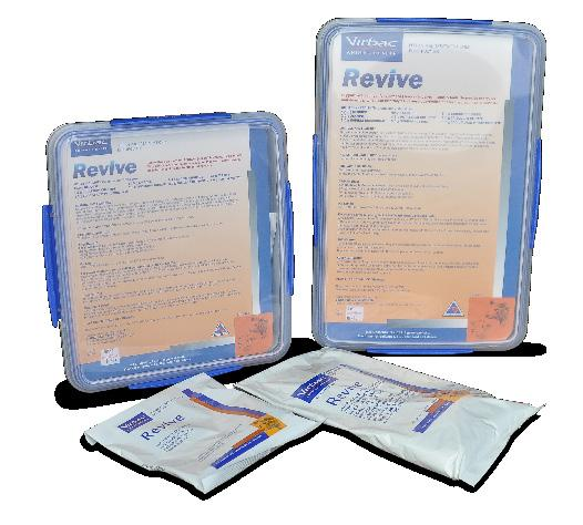Diarrest TM & Revive Diarrhoeic animals will die if they lose up to 15% of their body fluid. Help your calves recover from scours in a matter of hours with Revive and Diarrest.
