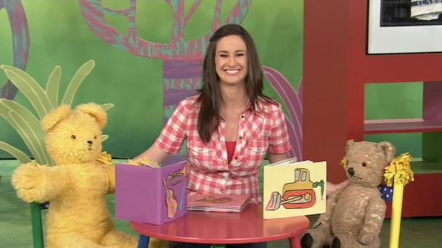 In this series of Play School we focus on favourite things special objects and collections as well as special relationships, pets, and places and favourite things to do.