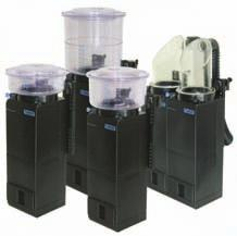 FILTERS AND FILTER MEDIA Protein Skimmers Tunze Nano DOC Protein Skimmer The Nano model series has been designed for the use in reef biotopes up to 52gal.