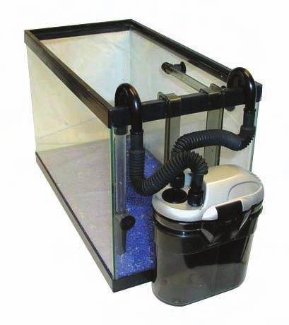"Dimensions: 3 1/2"" L x 5 11/16"" W x 7"" H Manufacturer Warranty: 2 years from date of purchase Nu-Clear Canister Filters Nu-Clear 500 Series provide the ultimate in aquatic life support systems for"