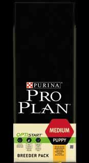 PURINA PRO PLAN er Programme. FREE weaning food for your litter.