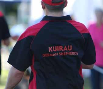 BREEDERS groups 2nd Place Kuirau Kennels The second placed group this year, was the winning Breeders Group from