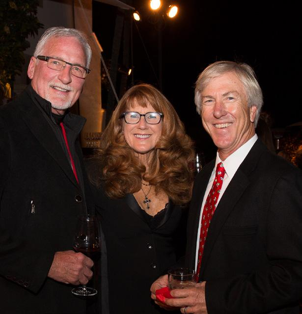 Doug Margerum, and Bob and Valerie Montgomery.