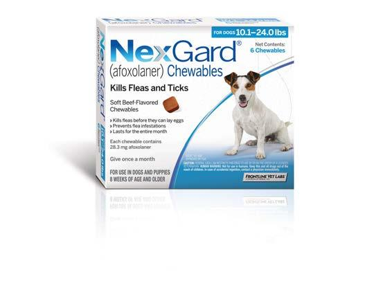 For dog owners who prefer to help protect their pets from fleas and ticks with an oral product that s easy to give.