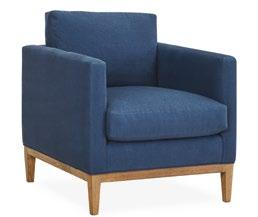 hamlet Fully upholstered. Exists also in sectional, sofa and pouf.