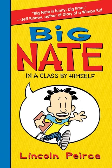 Will Nate ever make it through his day? Read the book to find out. My favorite part is when Nate is in gym class with his substitute teacher [the arch enemy].