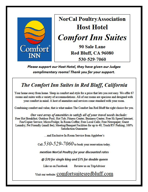 Thank You Comfort Inn