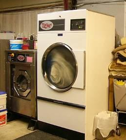 We were able to purchase an industrial strength washer and dryer to assist with the laundering of the endless mountains of towels and blankets.