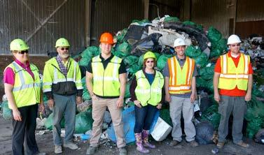 2015 Results Volunteers picked up litter at 239 collection sites that covered 5,300 acres of land in Rochester. The sites ranged in size from 0.