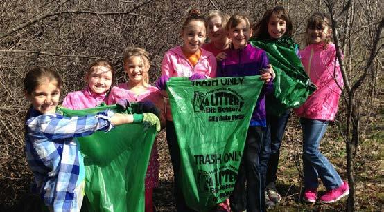 much cleaner Blixt Group Girl Scout Troop 44589