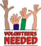 VOLUNTEERS WANTED The annual Community Easter Event is coming up soon and we need your help.