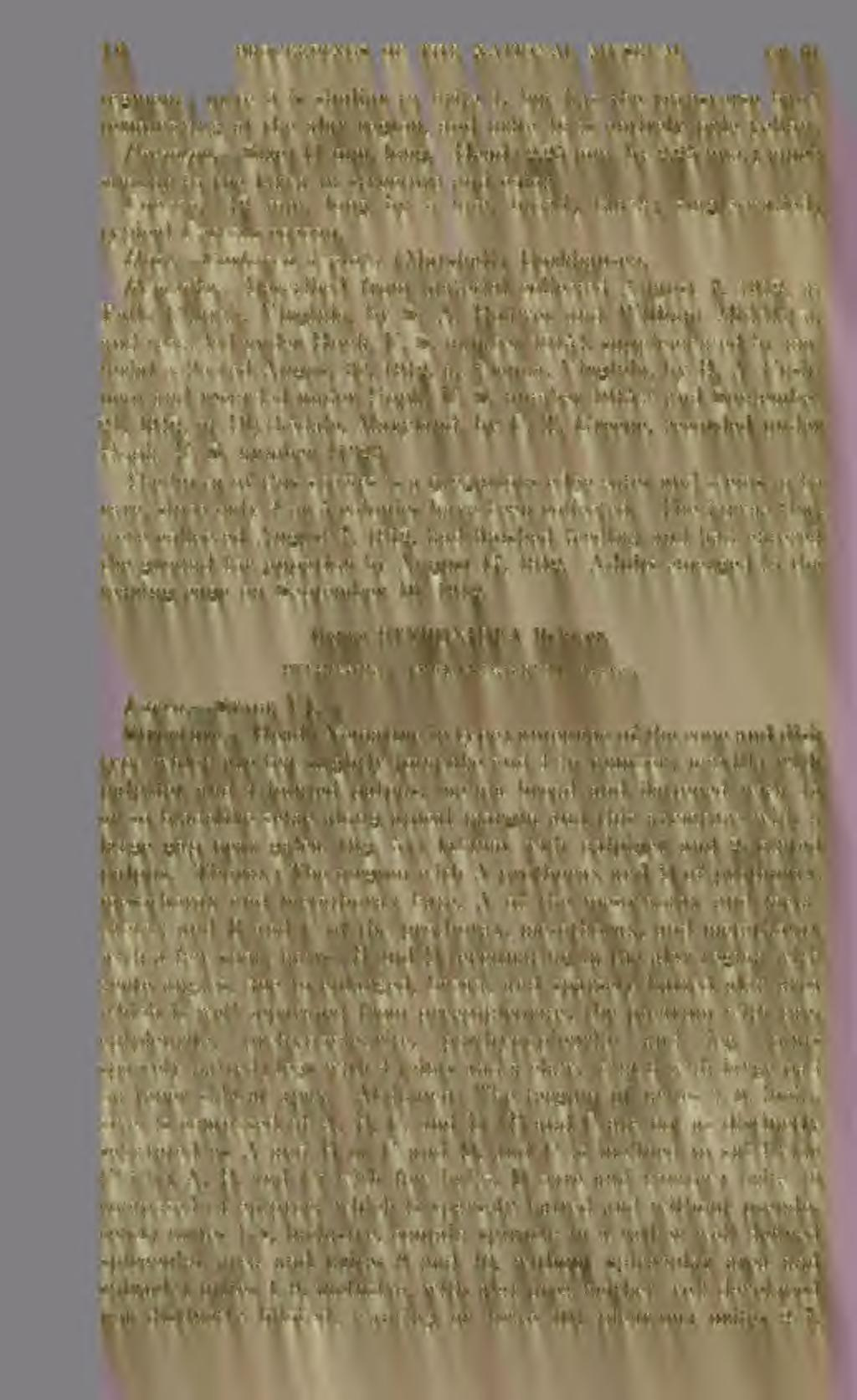 16 PROCEEDINGS OF THE NATIONAL MUSEUM. vol.61. segment iirite 9 is similar to urite 1, but has the transverse band terminating at the alar region, and urite 10 is entirely pale yellow. Prepupa.