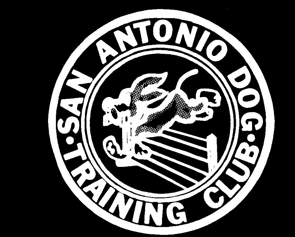 San Antonio Dog Training Club Linore Cleveland, Trial Secretary PO Box 294894 Kerrville, TX 78029-4894 ENTRIES CLOSE WEDNESDAY 5 P.M.