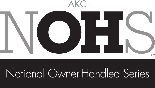 AKC NATIONAL OWNER-HANDLED SERIES The AKC National Owner-Handled Series is a nontitling competition for dogs that are exhibited by their owners that are not professional handlers.