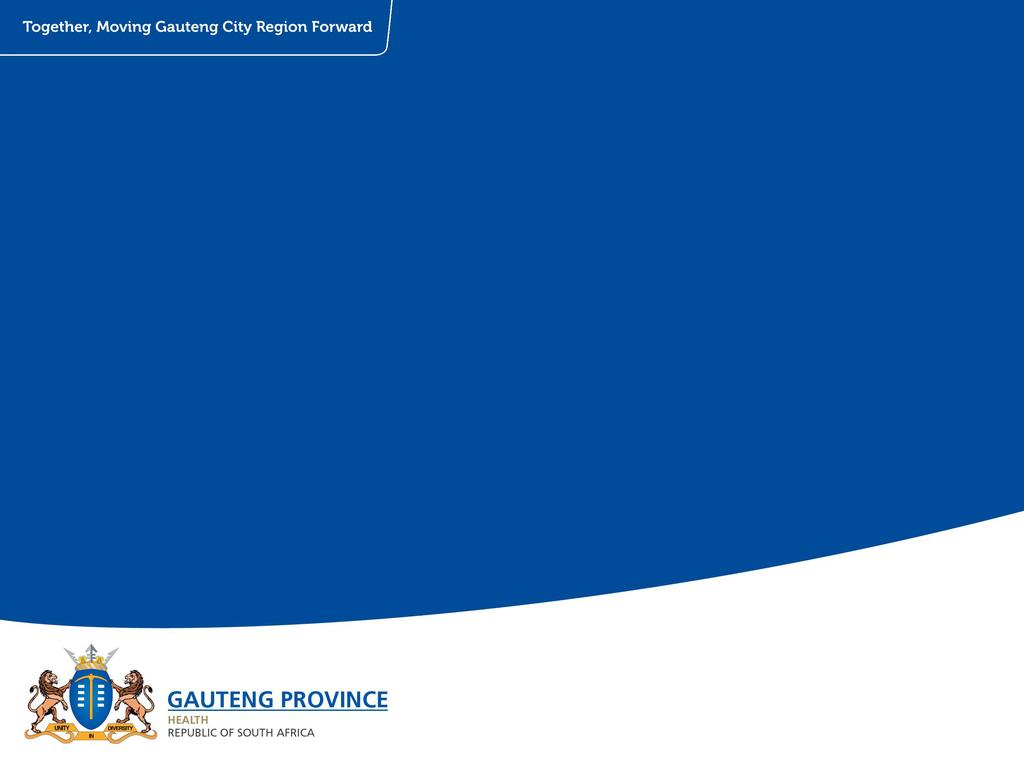 Antimicrobial Stewardship Activities in Public Health Care Facilities in Gauteng Province