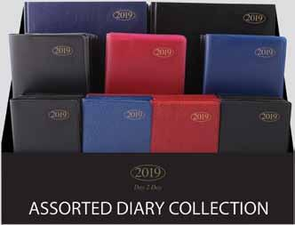 66 A6 Diary D0203 Week to