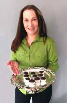 Official Publication of Pemberton Heights Neighborhood Association February 2013, Vol VII, Issue II Fabulous Loretta Makes Cheesecakes in Pemberton There s some good news and some bad news in
