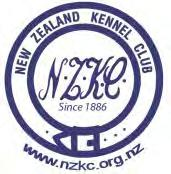 New Zealand Kennel Club Inc Telephone: 64 4 910 1534 Prosser Street Fax: 64 4 237 0721 Private Bag 50903 Website: www.nzkc.org.