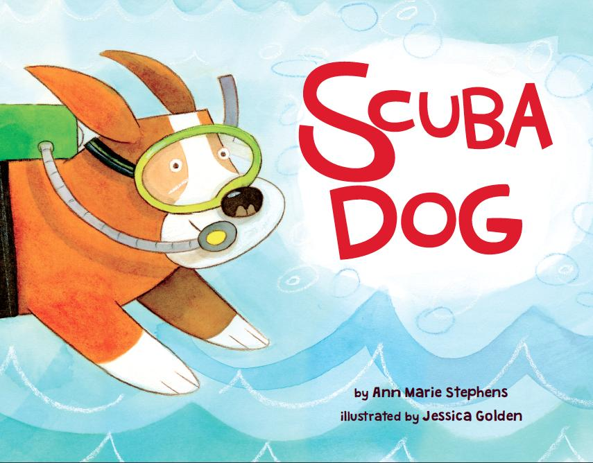 Scuba Dog. Included with this Activity Kit: Full-Color Bookmarks ...